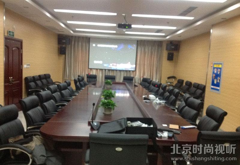 廊坊银行龙河支行 会议OK娱乐系统